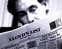 Газета Lloyd's List